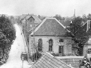 Borghorster Synagoge vor 1938
