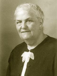 Bertha Gumprich, Sammlung Rosenfeld