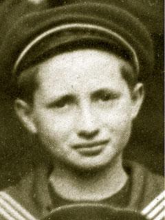 Rudolf Hertz, ca. 1920, Sammlung Frese