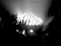 Brennende Borghorster Synagoge