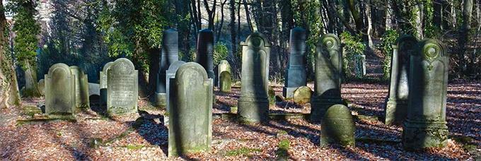 Jüdischer Friedhof Lengerich